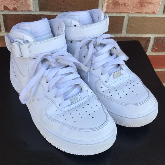 Nike Air Force 1 AF1's men's size 8